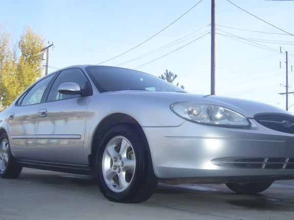 flipdtruth's 2002 Ford Taurus
