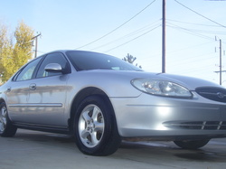 flipdtruth 2002 Ford Taurus