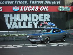 wrackcrawlers 1971 Plymouth Duster