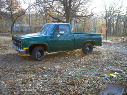 killerwatermelons 1983 Chevrolet C/K Pick-Up