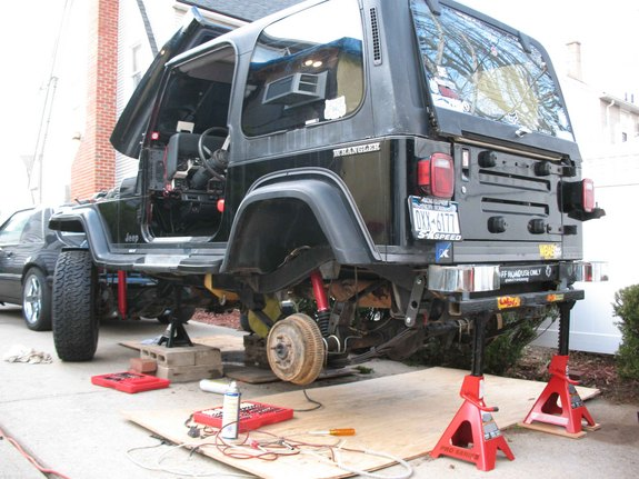 Another MRSOFTYLT7 1989 Jeep YJ post... - 10823042