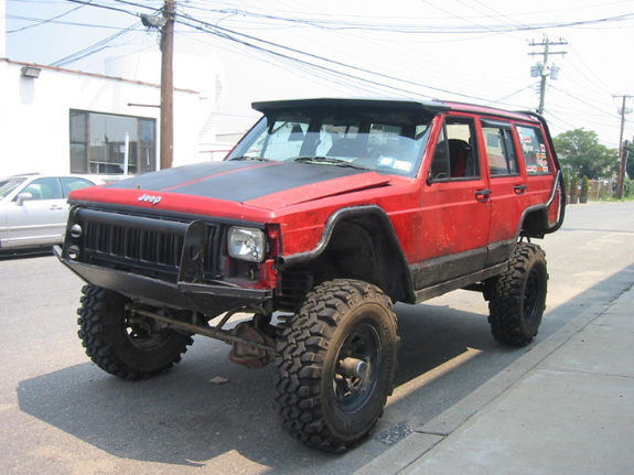 Another MRSOFTYLT7 1989 Jeep YJ post... - 10823050