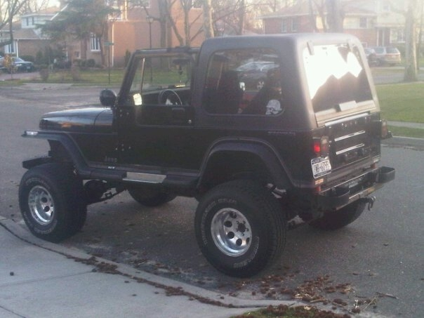 Another MRSOFTYLT7 1989 Jeep YJ post... - 10823084