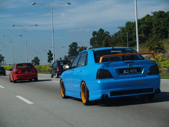 WajaRays 2003 Proton Waja Specs, Photos, Modification Info