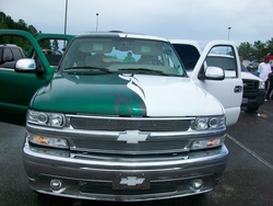 Bgizzle2142s 2004 Chevrolet Tahoe