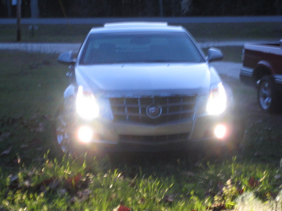 Another 08CTS 2008 Cadillac CTS post... - 10824066