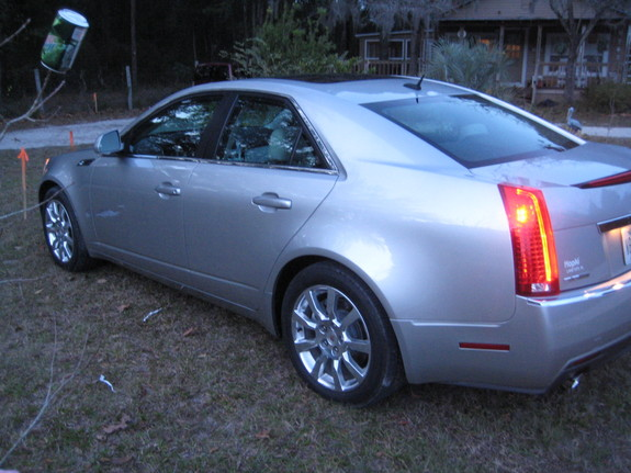 Another 08CTS 2008 Cadillac CTS post... - 10824079
