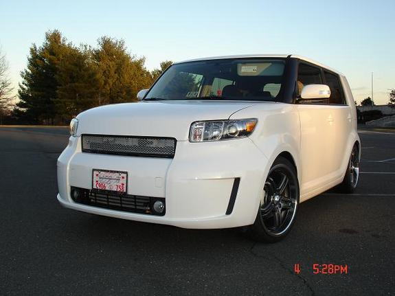 bkwidow 2008 scion xb specs photos modification info at. Black Bedroom Furniture Sets. Home Design Ideas