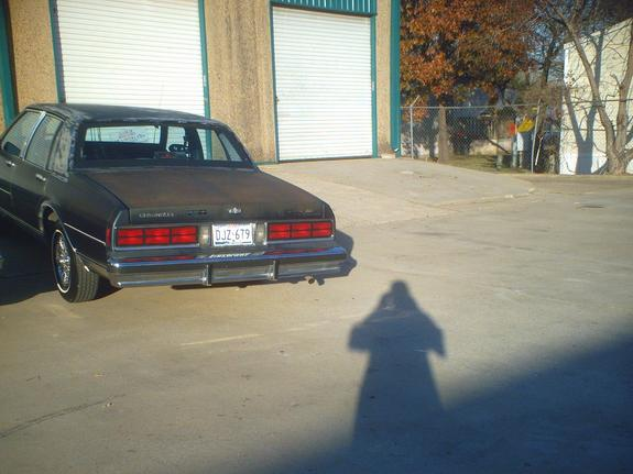 Another Chitowngangsta1 1987 Chevrolet Caprice post... - 10826029