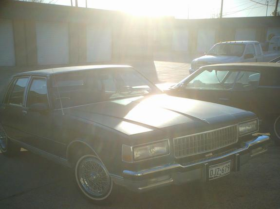 Another Chitowngangsta1 1987 Chevrolet Caprice post... - 10826031