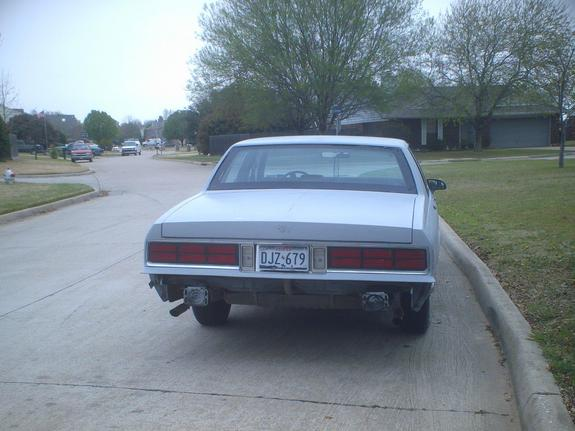 Another Chitowngangsta1 1987 Chevrolet Caprice post... - 10826039