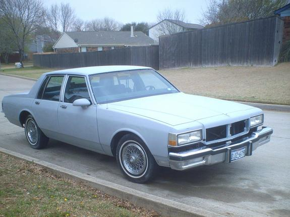 Another Chitowngangsta1 1987 Chevrolet Caprice post... - 10826040