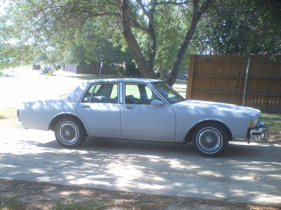 Another Chitowngangsta1 1987 Chevrolet Caprice post... - 10826041