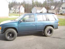 Tex14s 1995 Nissan Pathfinder