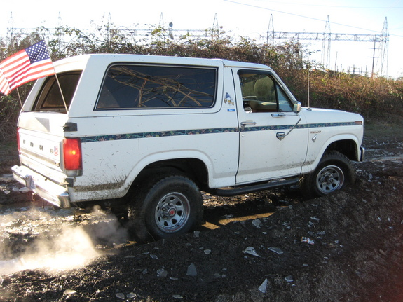Rancho Shocks Rs5000 >> A1Fiddler 1980 Ford Bronco Specs, Photos, Modification ...