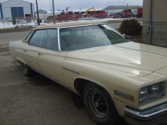 buick455 1976 Buick Electra 10828313