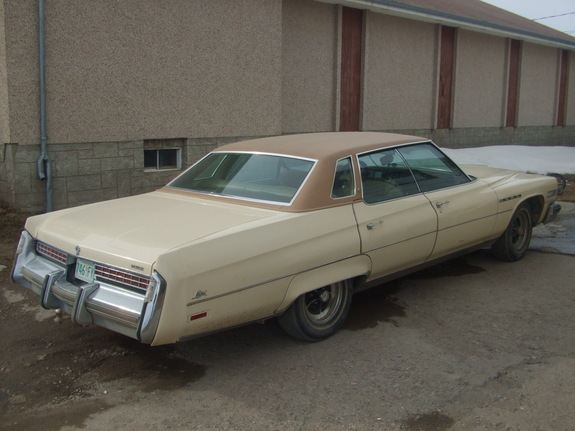 buick455 1976 Buick Electra 10828314
