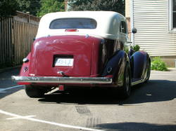 1936 Plymouth Sedan
