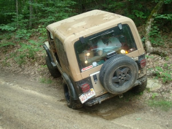 Another sween404 1995 Jeep YJ post... - 11111196