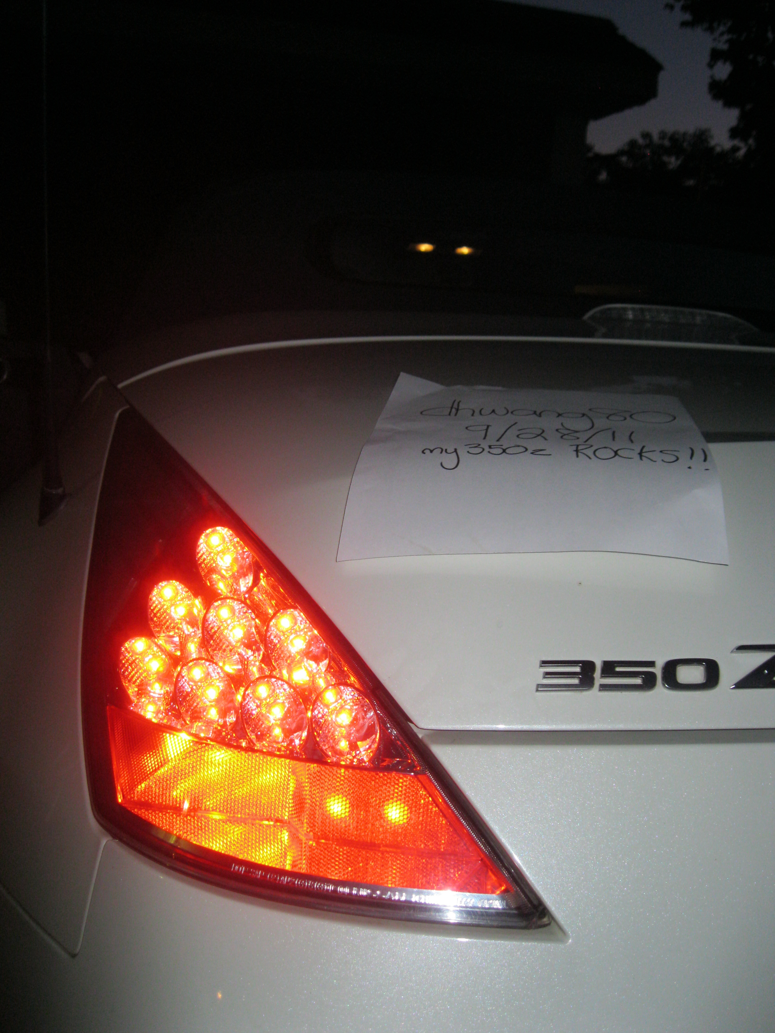 Another dhwang 2005 Nissan 350Z post... - 10829217