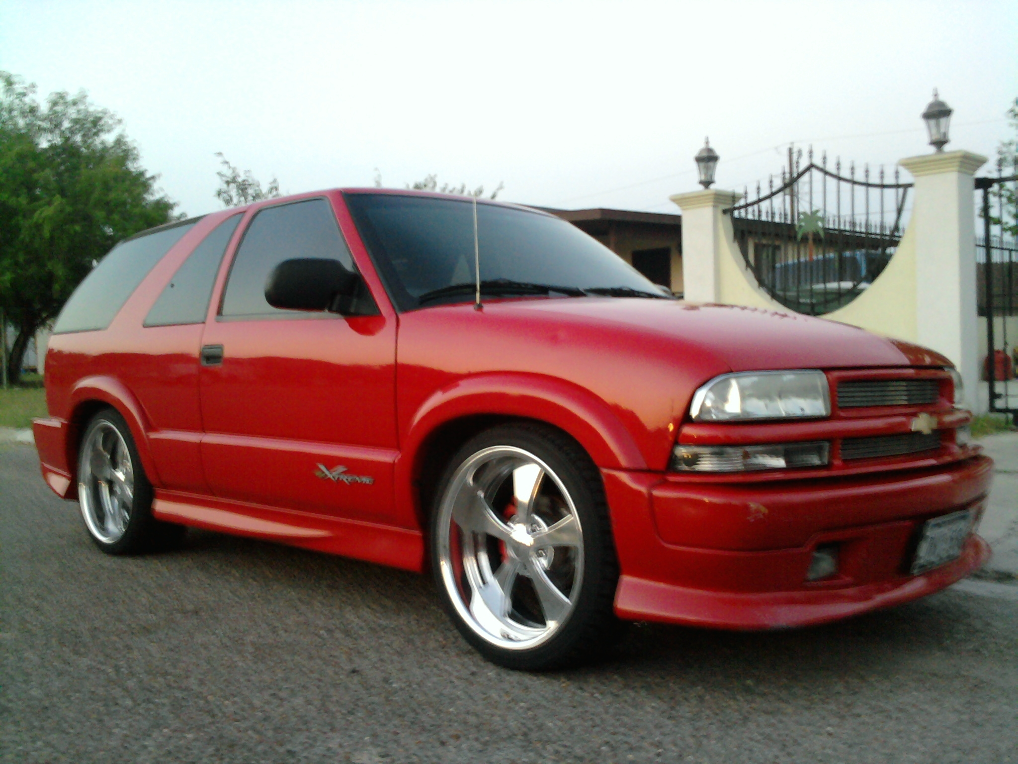 Vortectoyz 2001 Chevrolet Blazersport Utility 2d Specs Photos Modification Info At Cardomain