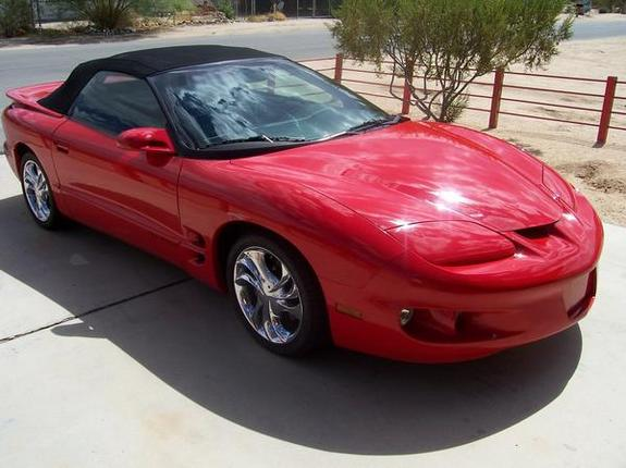 whathed0c0rdered's 2001 Pontiac Firebird