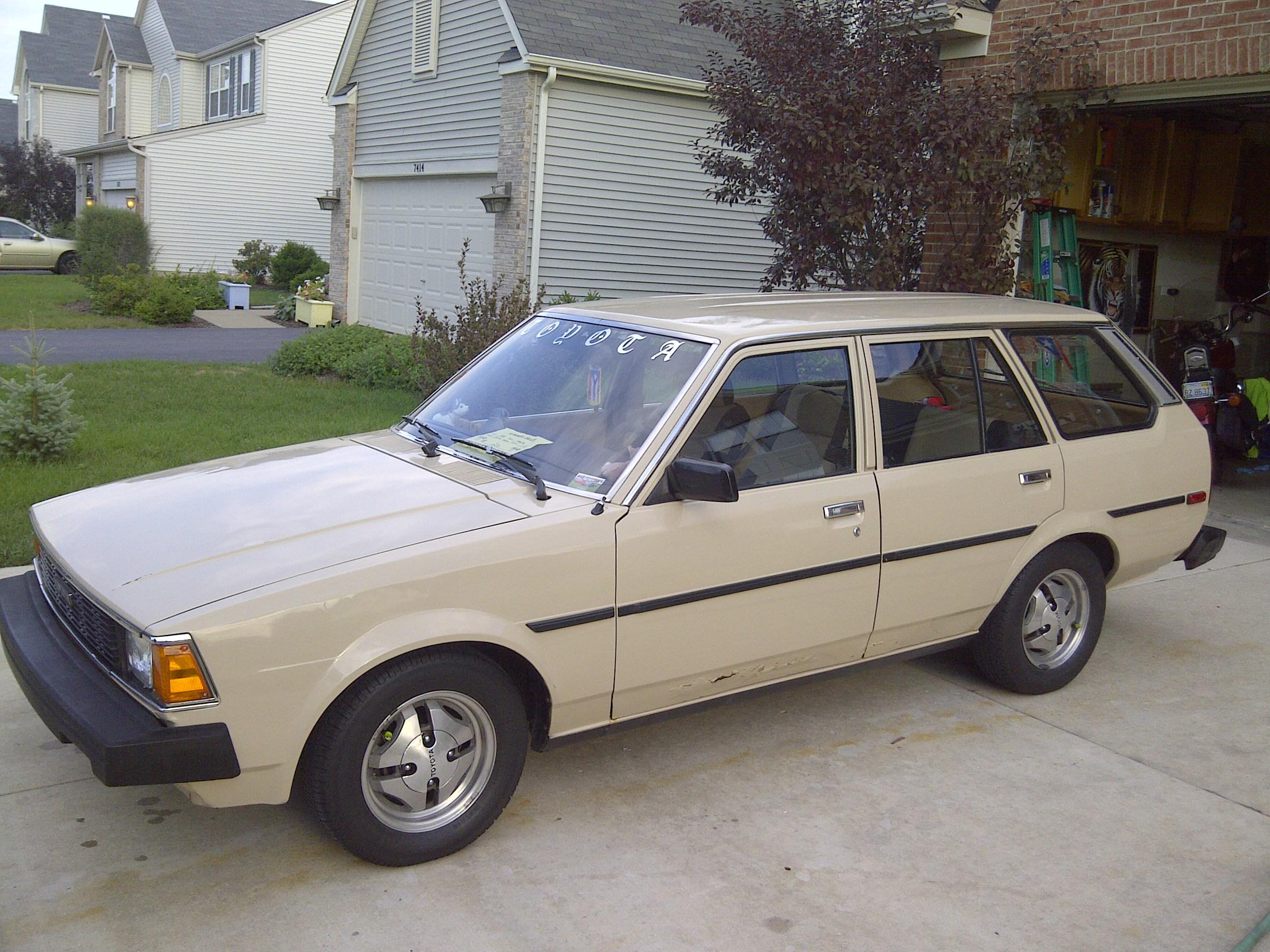 Another chux1982toyota 1982 Toyota Corolla post... - 15332580