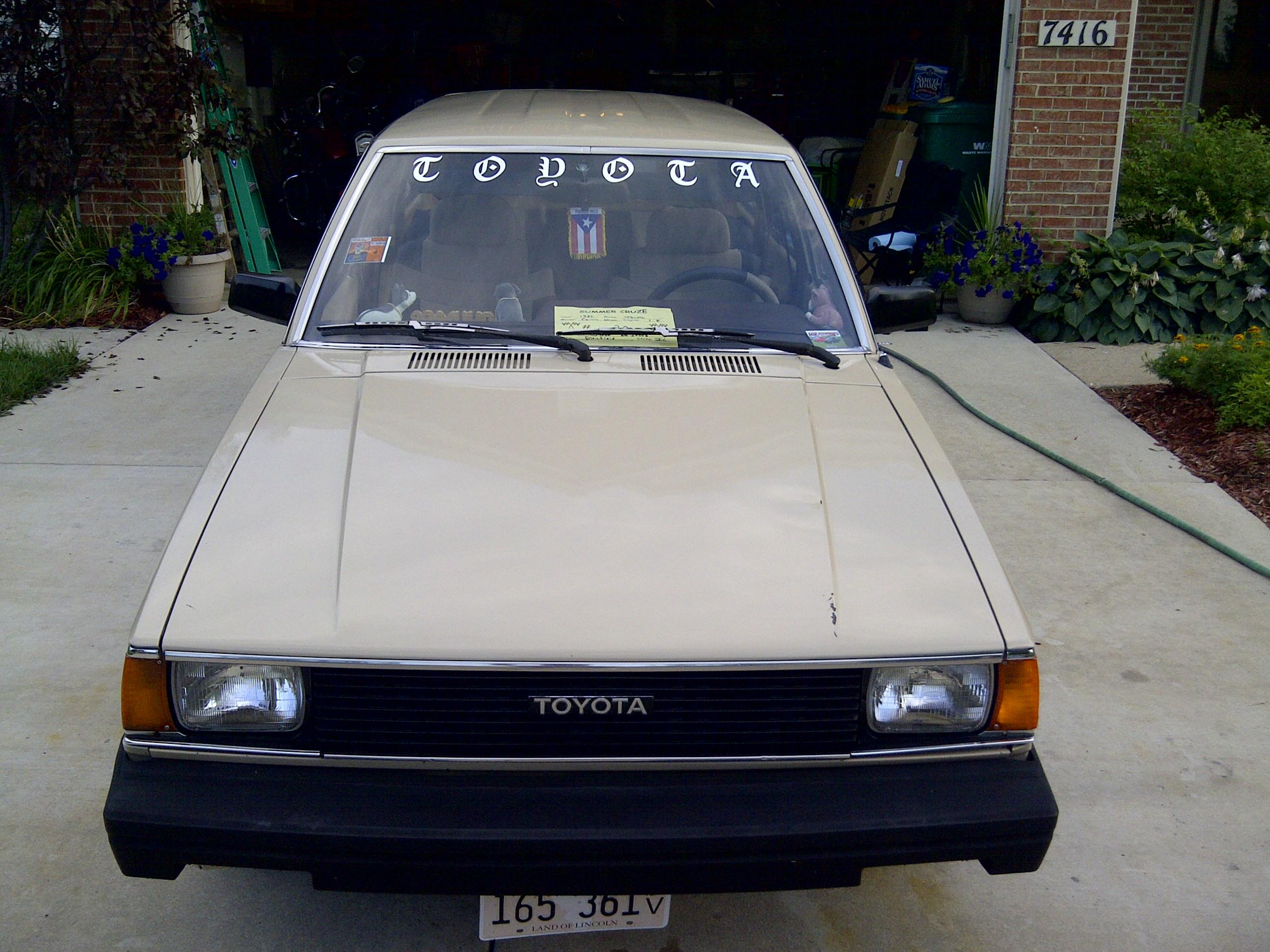 Another chux1982toyota 1982 Toyota Corolla post... - 15332581