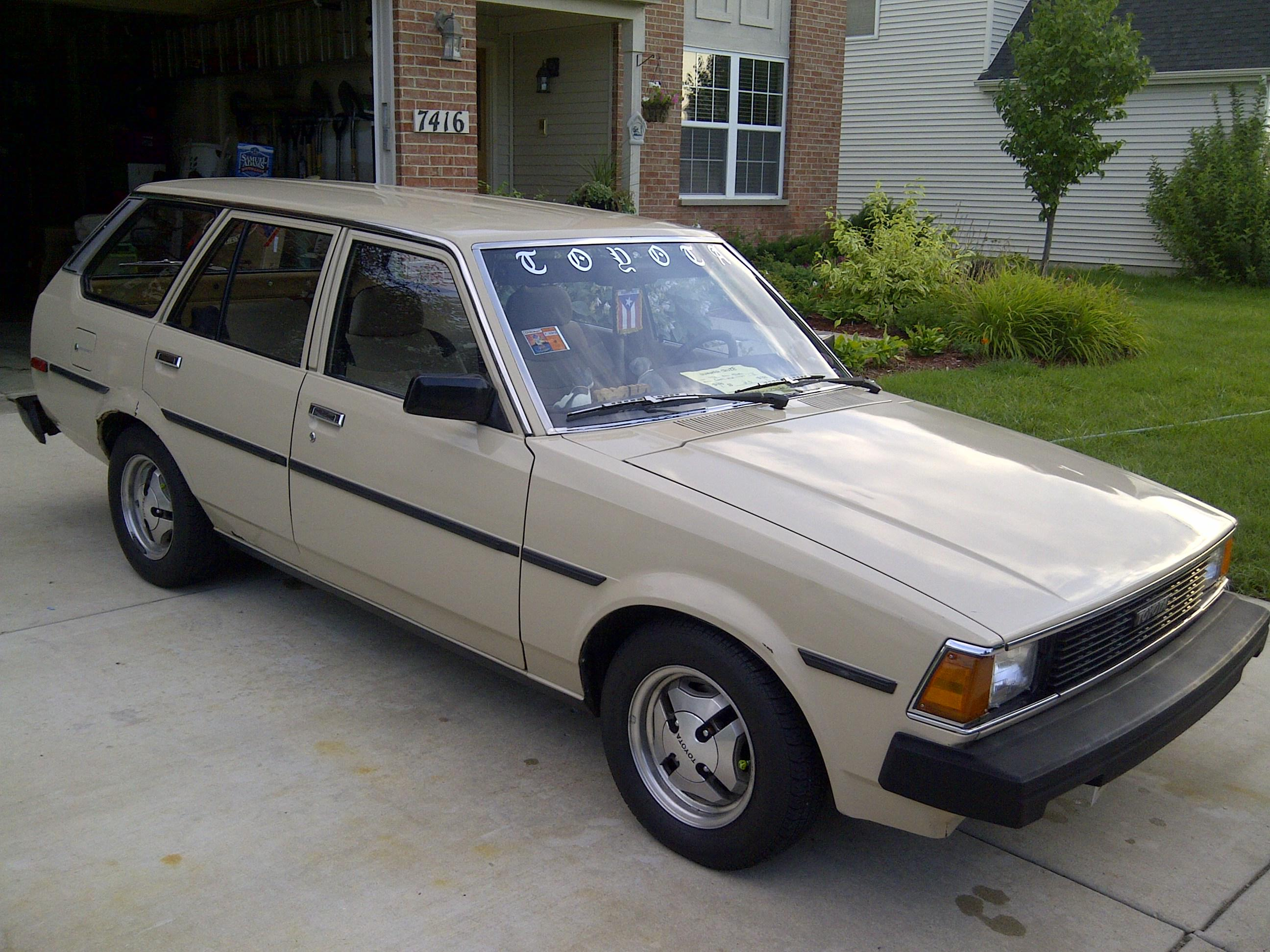 Another chux1982toyota 1982 Toyota Corolla post... - 15332582