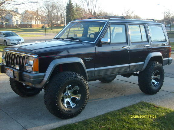 Htwrestler189 1992 Jeep Cherokee Specs, Photos, Modification Info at