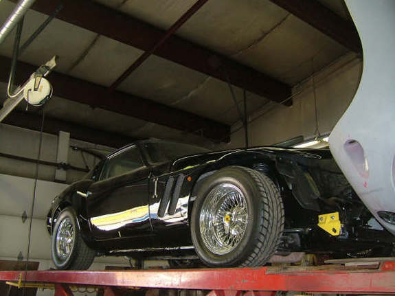 Another Ludwig47 1962 Ferrari 250 GTO post... - 9636248
