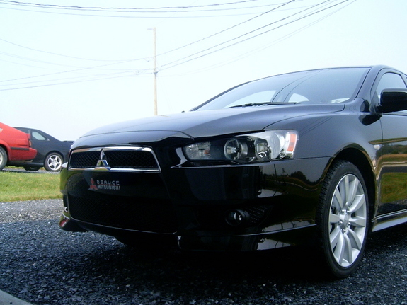 Another CyborgDNA 2008 Mitsubishi Lancer post... - 10831577