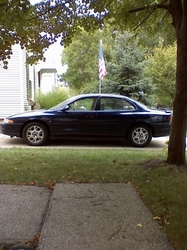 kacelman90 2000 Oldsmobile Intrigue