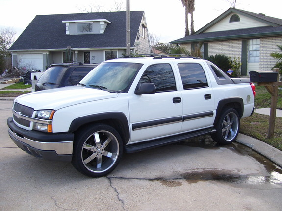 EDiddy 2004 Chevrolet Avalanche Specs Photos Modification Info