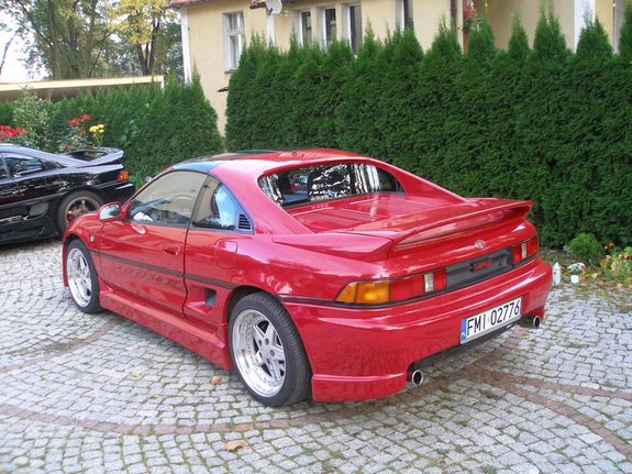 Another Actimel 1991 Toyota MR2 post... - 10832777