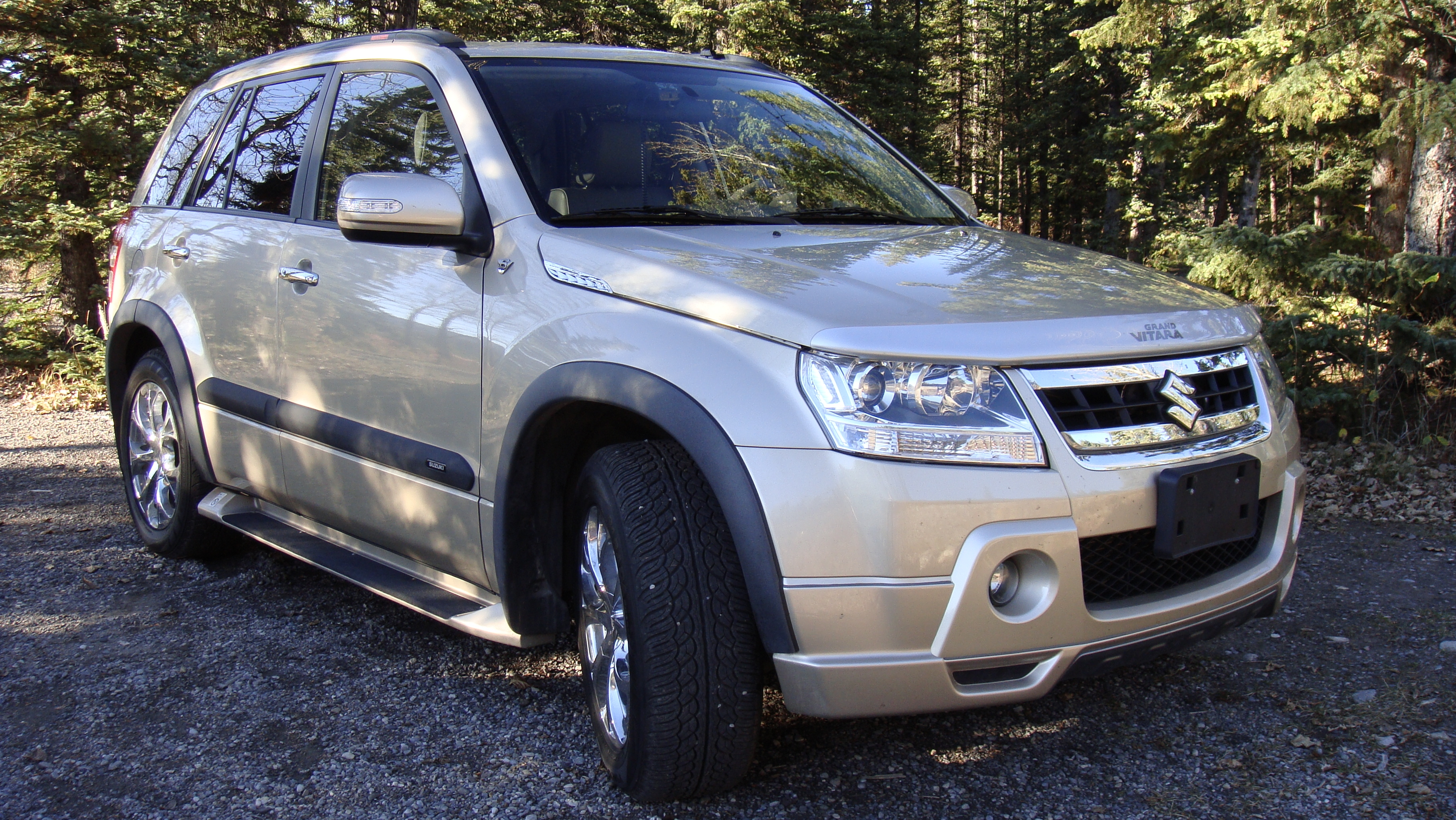 ser02rav4 2007 suzuki grand vitara specs photos modification