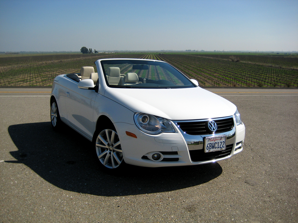 mattclifford  volkswagen eos specs  modification info  cardomain