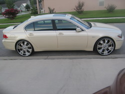 xplosivecustomss 2003 BMW 7 Series