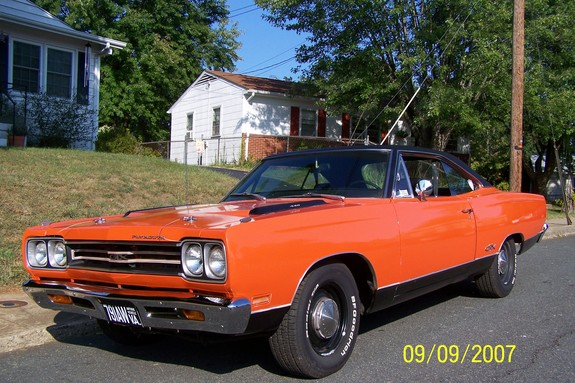Another hemitommy 1969 Plymouth GTX post... - 10834462