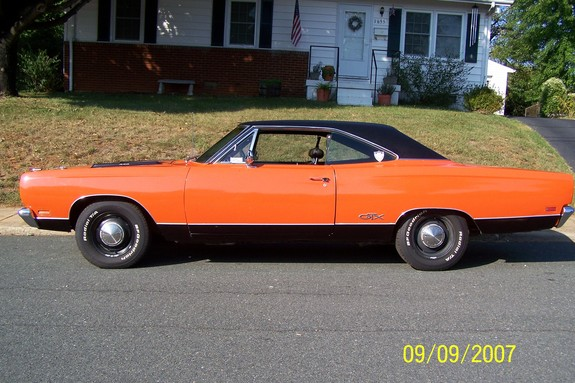 Another hemitommy 1969 Plymouth GTX post... - 10834467