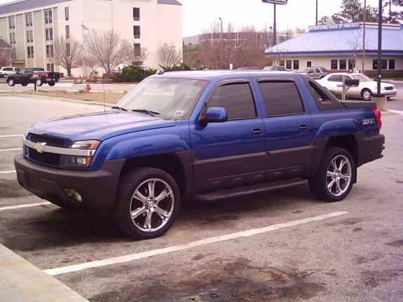 zdaddy123 2004 Chevrolet Avalanche Specs Photos Modification