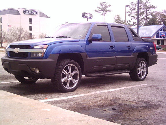 Another zdaddy123 2004 Chevrolet Avalanche post... - 10837809