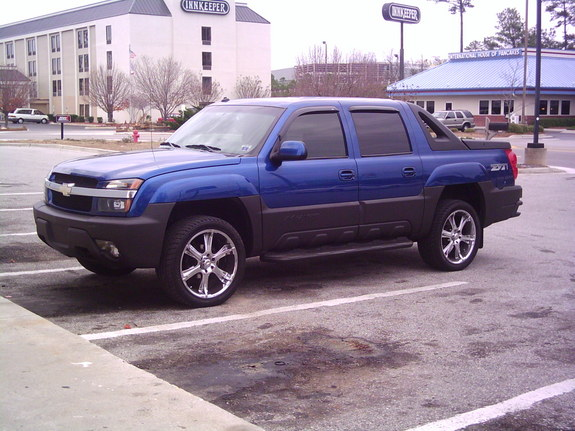 Another zdaddy123 2004 Chevrolet Avalanche post... - 10837810