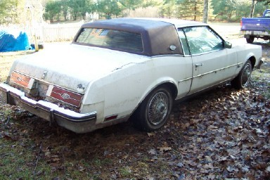 olds68 1985 Buick Riviera 10836692
