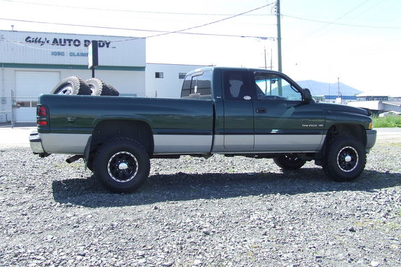 Another Greentree 1999 Dodge Ram 2500 Club Cab post... - 10838382