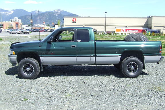 Another Greentree 1999 Dodge Ram 2500 Club Cab post... - 10838383