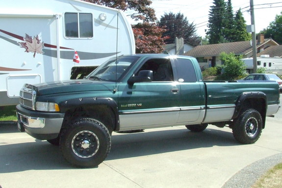 Another Greentree 1999 Dodge Ram 2500 Club Cab post... - 10838388