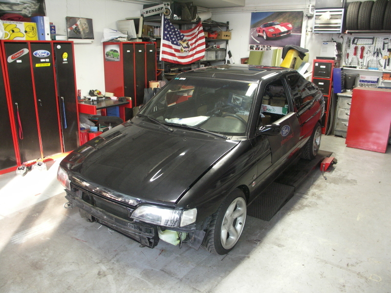 Another Alientec 1992 Ford Escort post... - 9346956