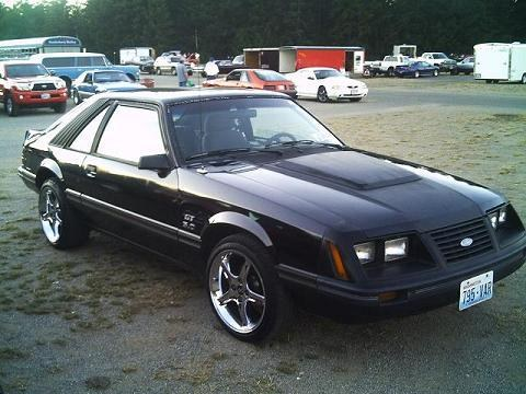 83foxbody 1983 ford mustang specs photos modification. Black Bedroom Furniture Sets. Home Design Ideas