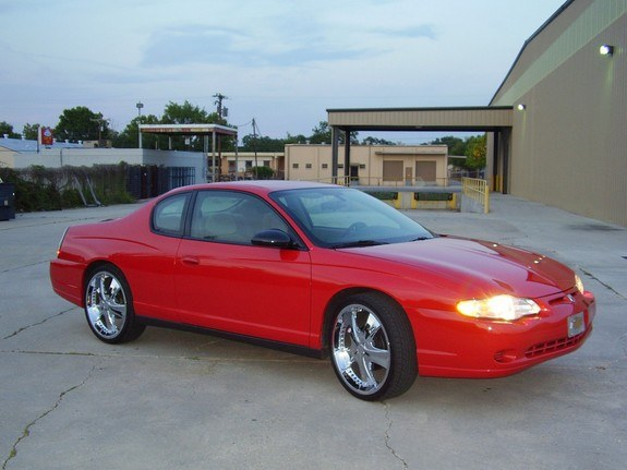 Another ridehhigh07 2005 Chevrolet Monte Carlo post... - 9348021